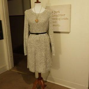 LC Lauren Conrad Sweater Dress Size Large